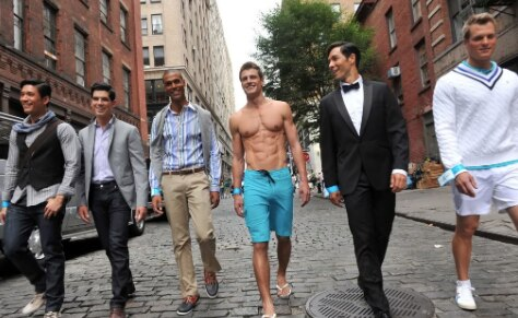 different types of guys on the street